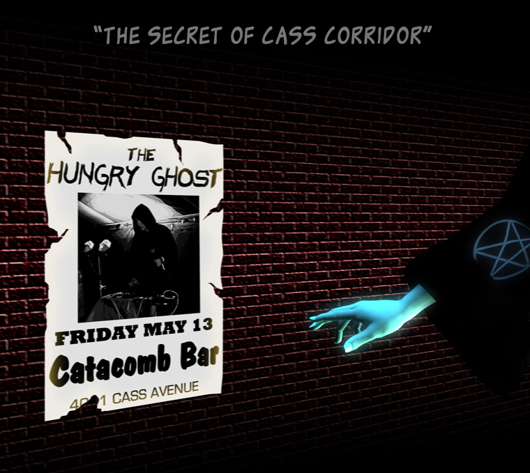 The Secret of Cass Corridor