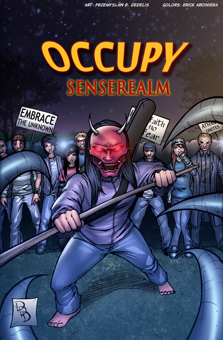Occupy Senserealm, Part 1