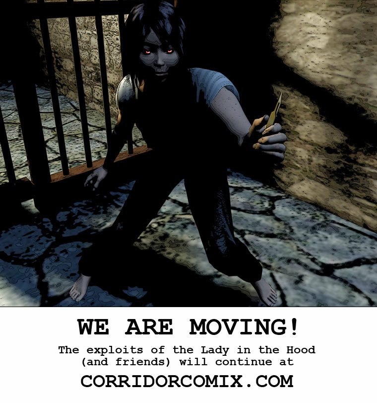 We Are Moving…
