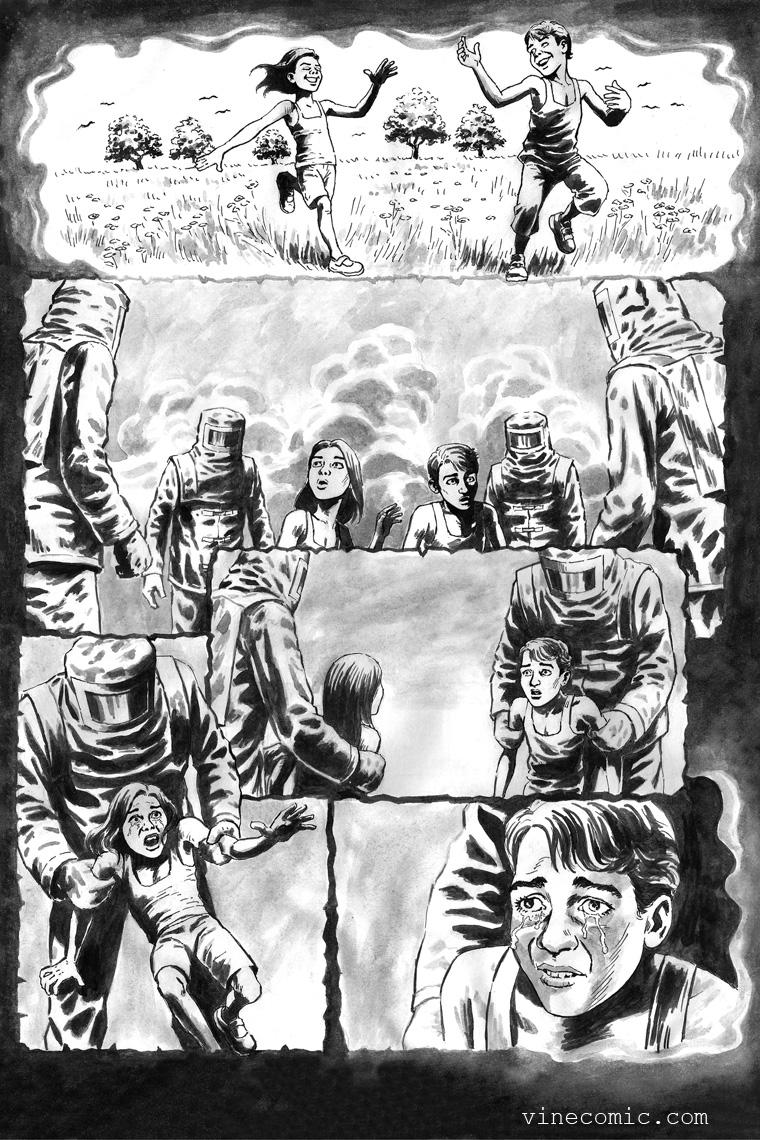 VINE #1, Pg 9