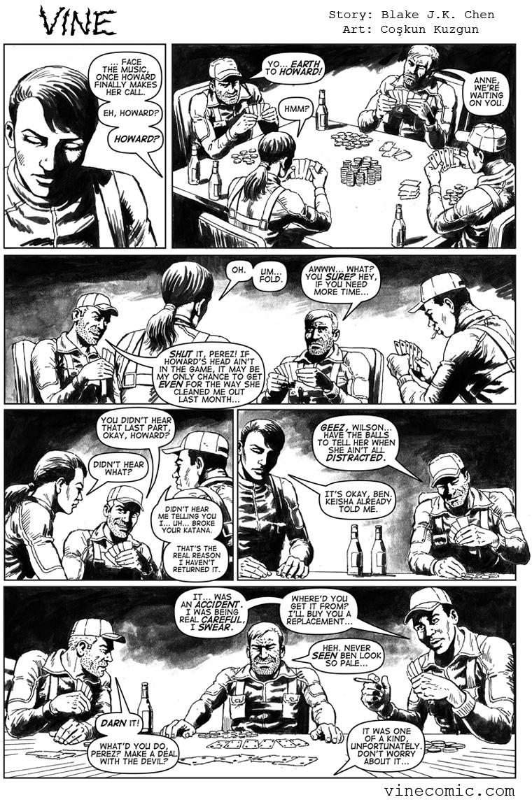 VINE #1, Pg 12