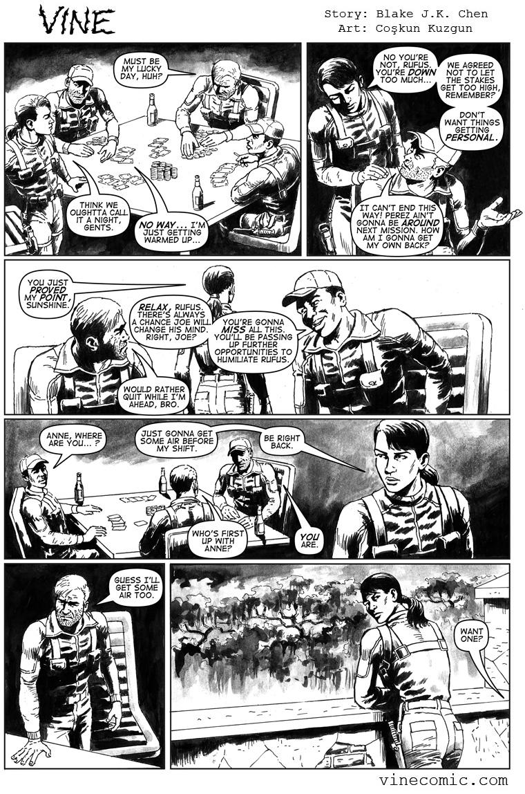 VINE #1, Pg 13