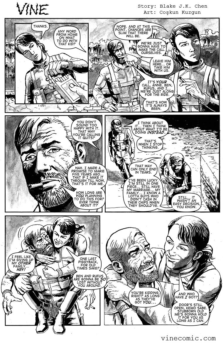 VINE #1, Pg 14