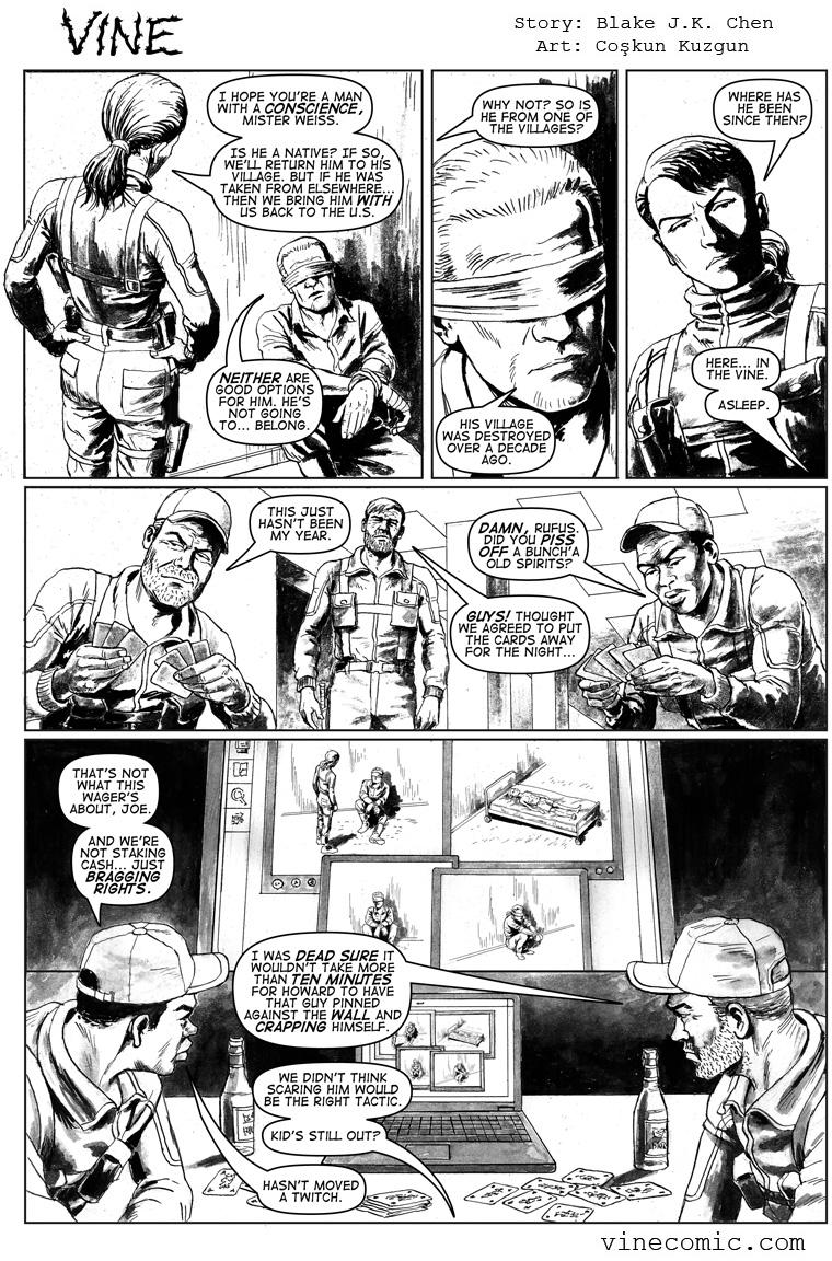 VINE #1, Pg 17