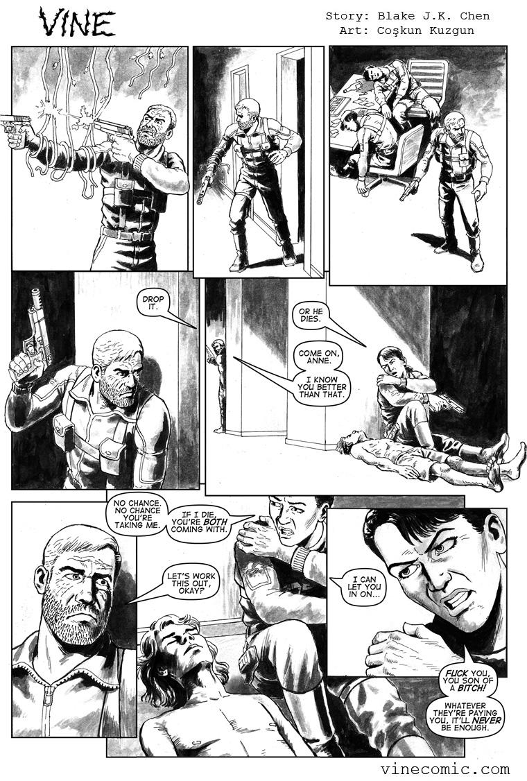 VINE #1, Pg 22