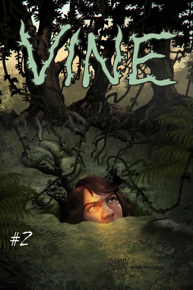 VINE #2, Cover