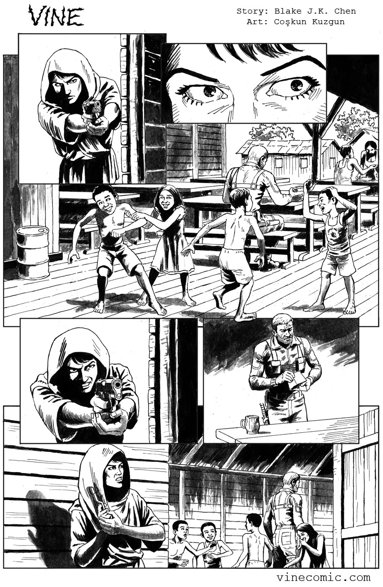 VINE #2, Pg 11