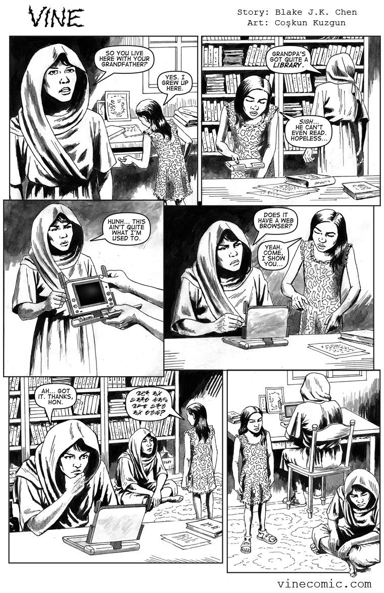 VINE #2, Pg 17