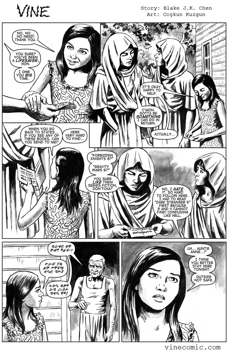 VINE #2, Pg 20