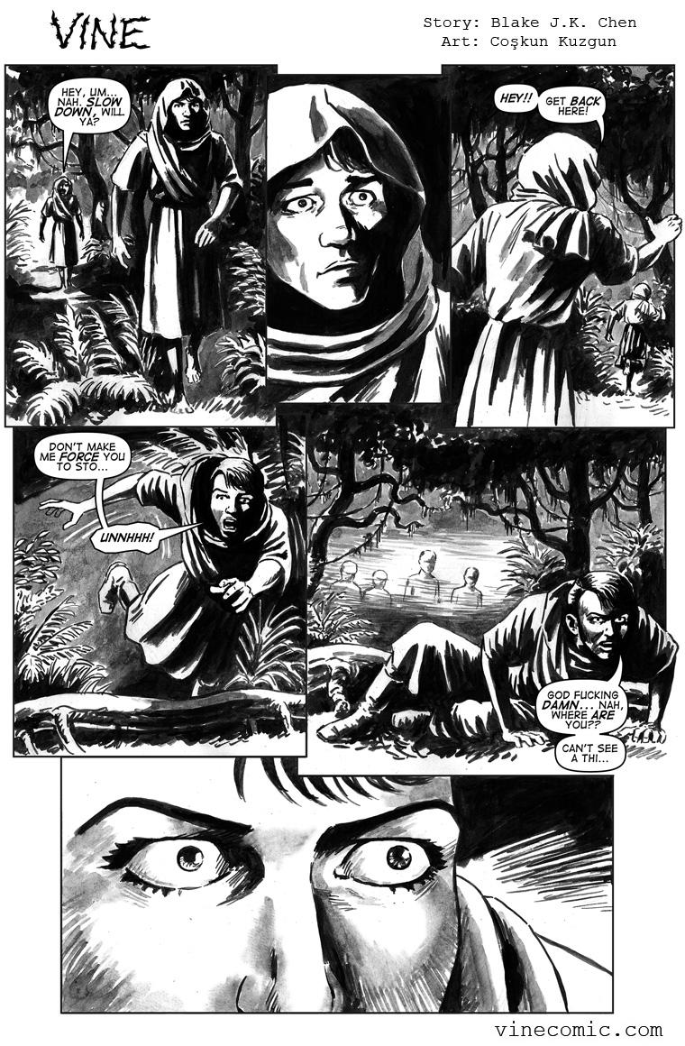 VINE #2, Pg 23