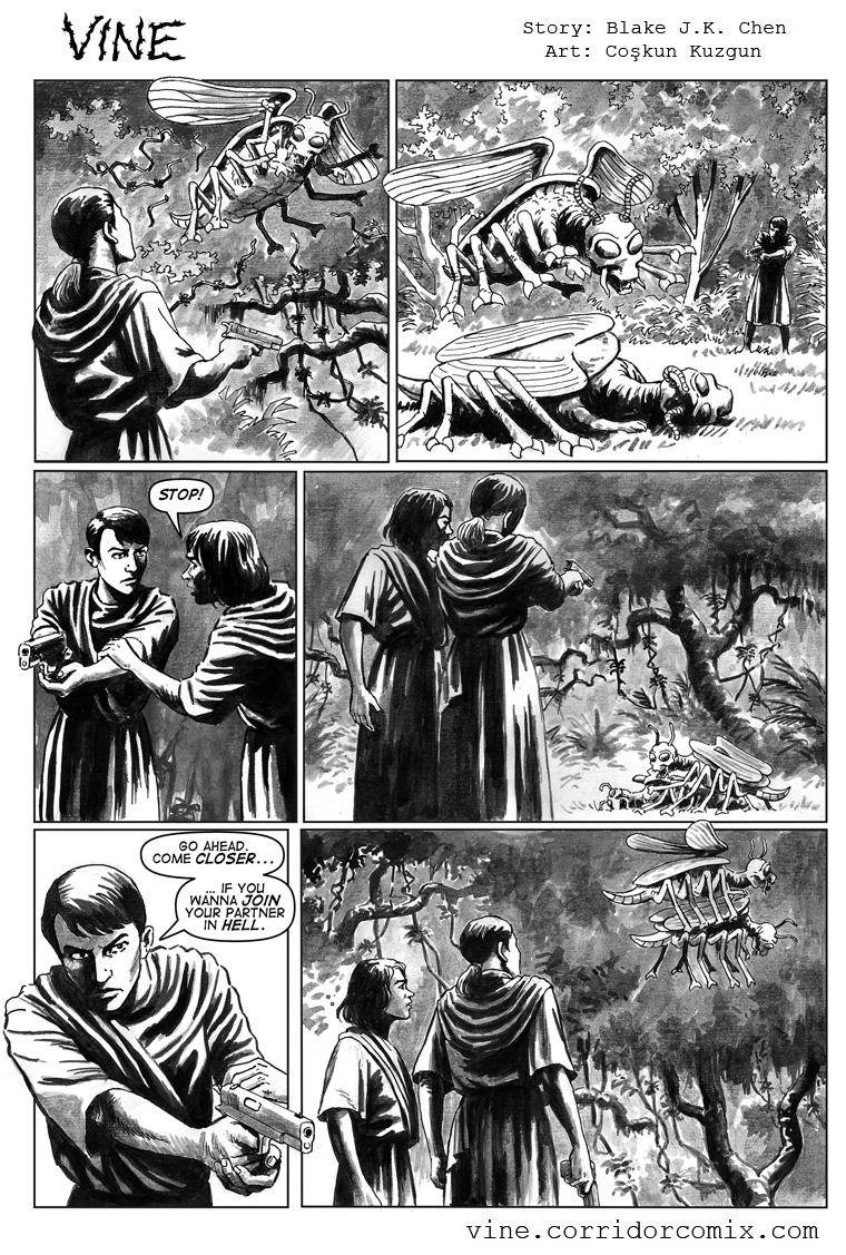 VINE #3, Pg 4
