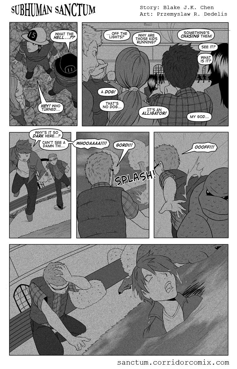 Subhuman Sanctum, Pg 43