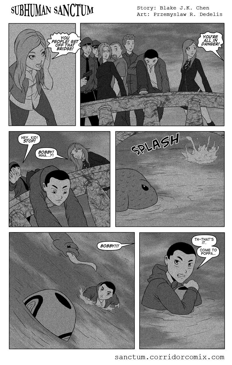 Subhuman Sanctum, Pg 48
