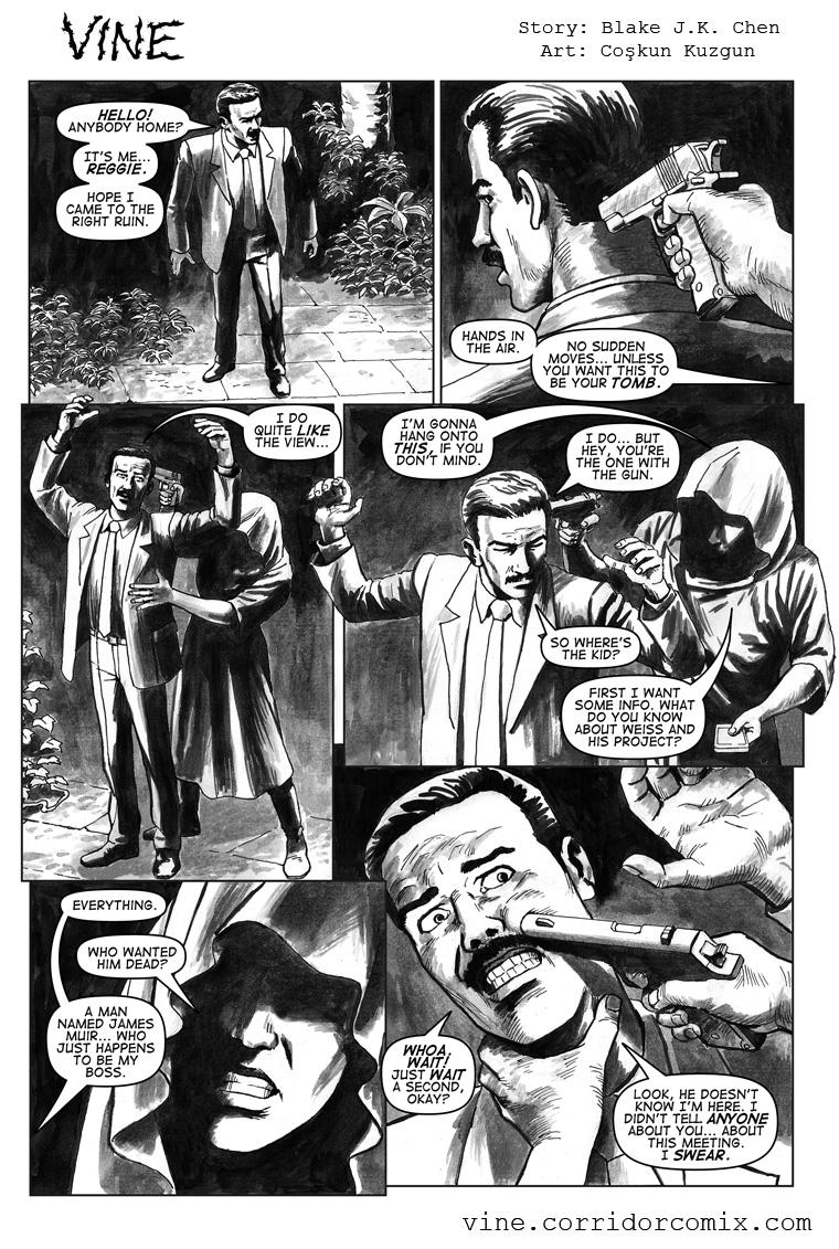 VINE #3, Pg 8