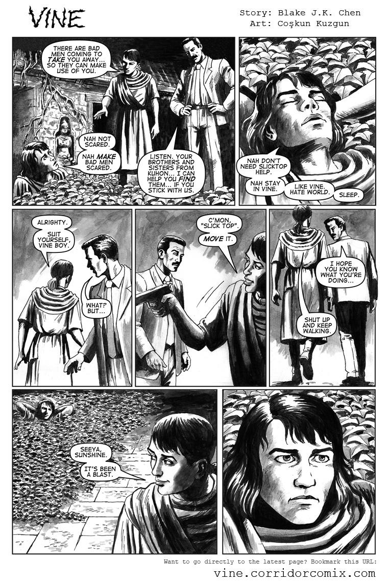 VINE #3, Pg 13