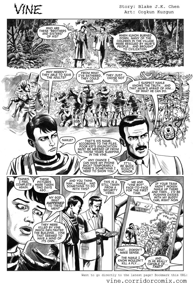 VINE #3, Pg 14