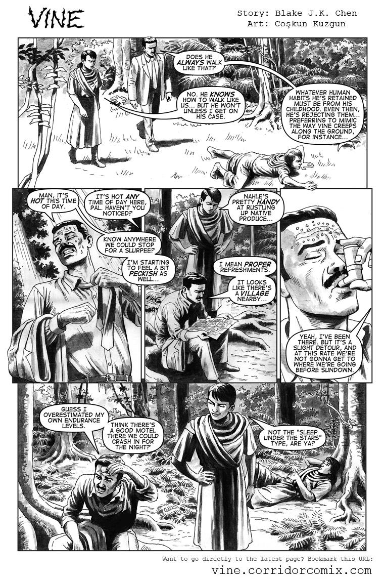 VINE #3, Pg 16