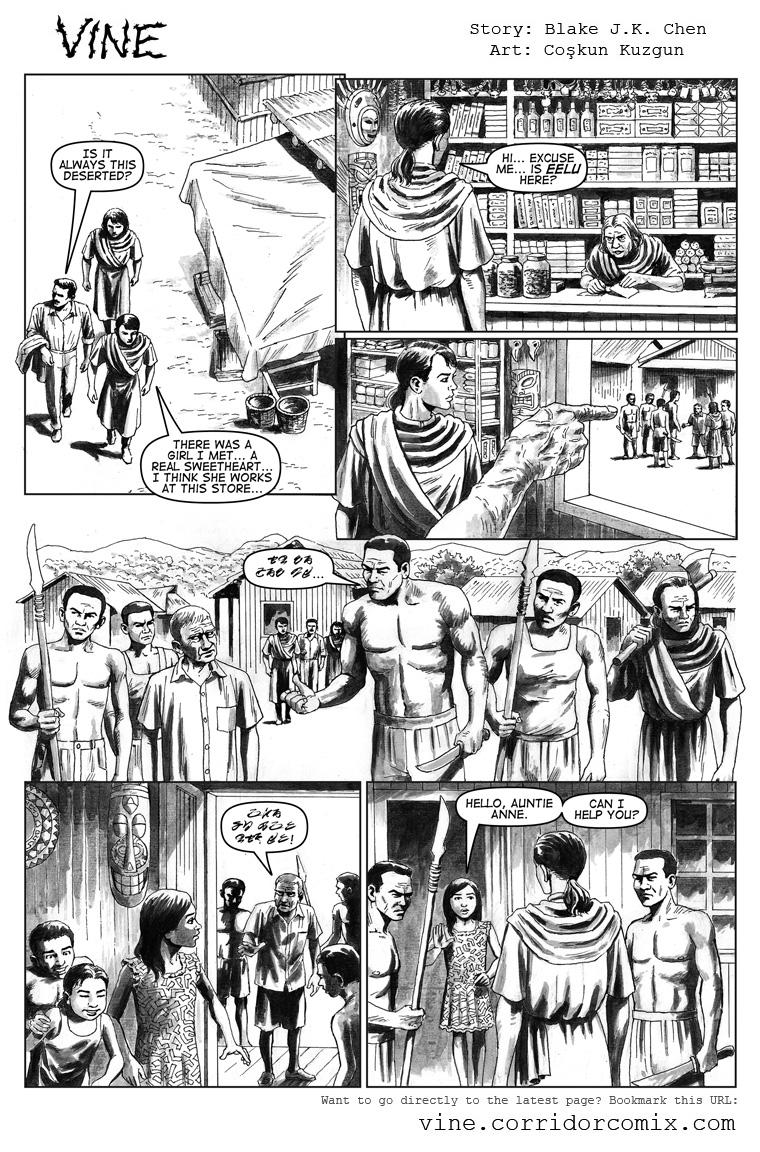 VINE #3, Pg 17