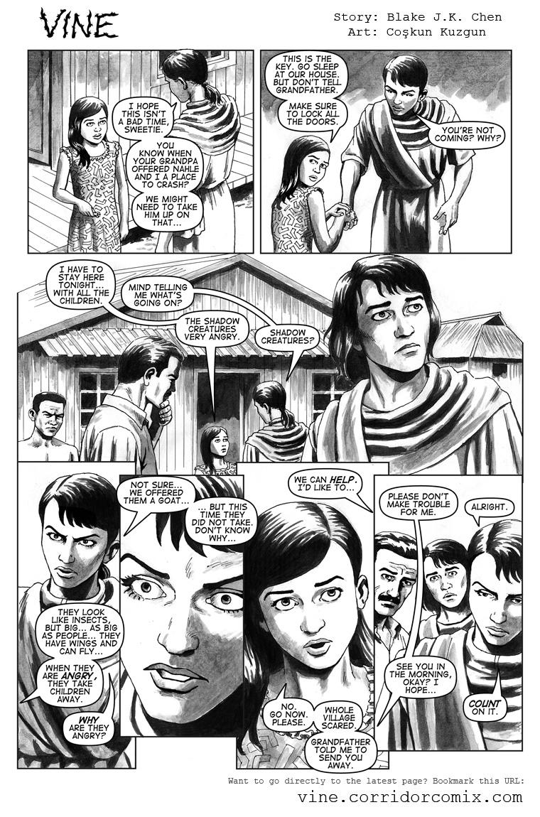 VINE #3, Pg 18
