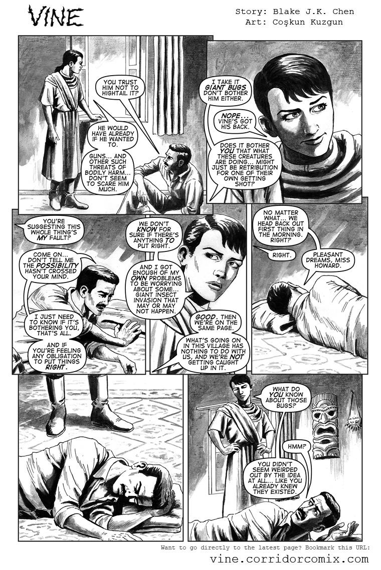 VINE #3, Pg 20