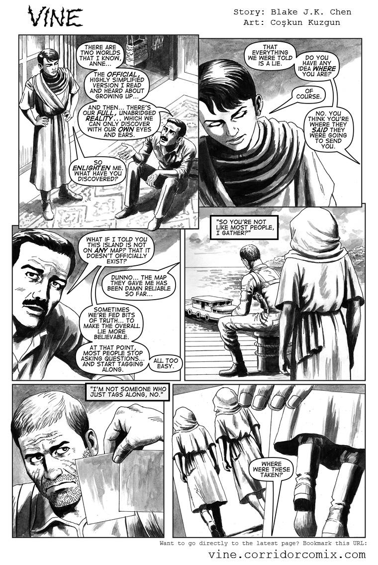 VINE #3, Pg 21