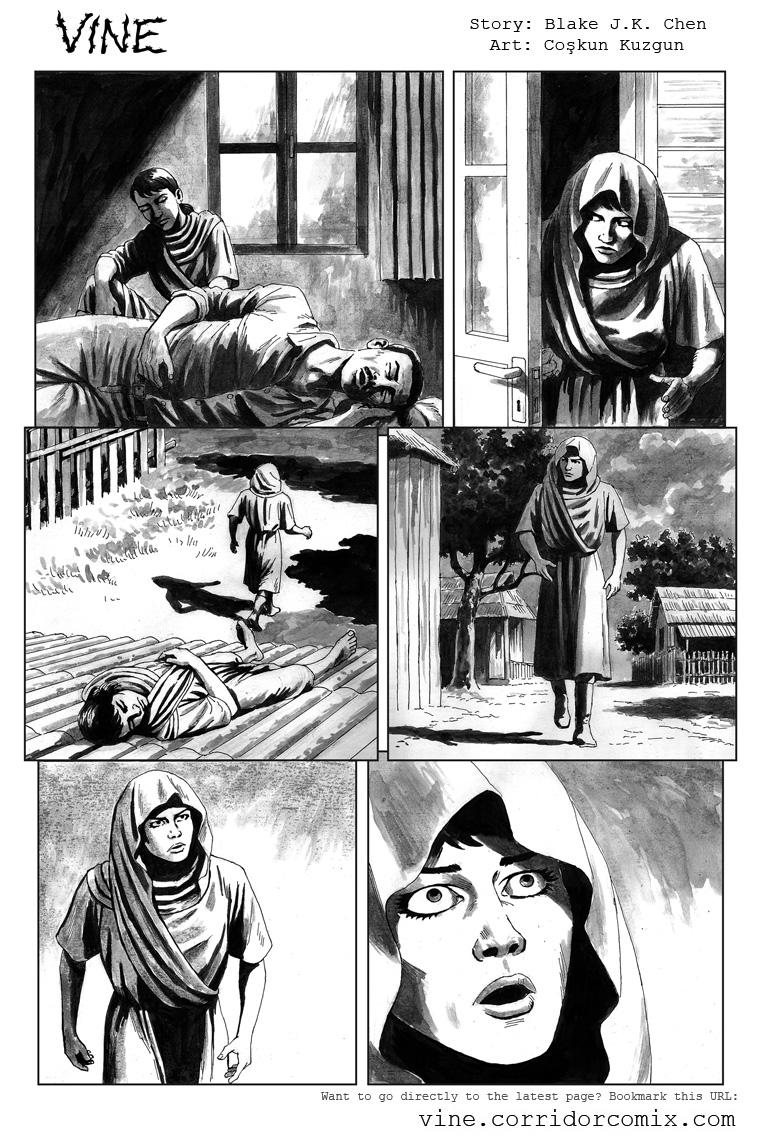 VINE #3, Pg 22