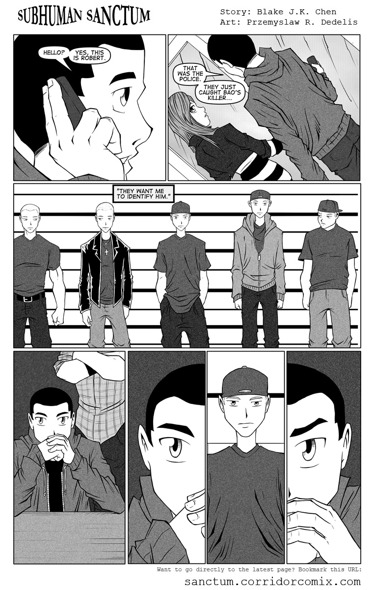 Subhuman Sanctum, Pg 71