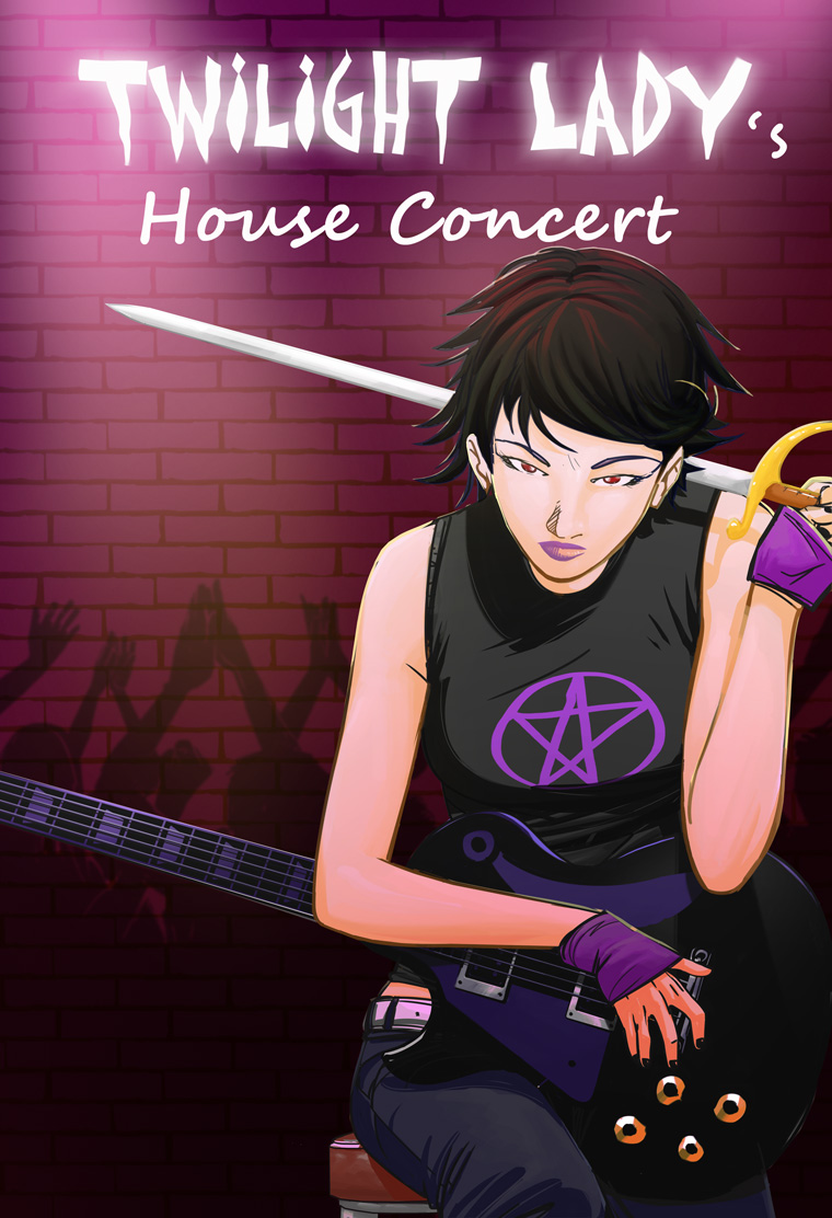 Twilight Lady's House Concert