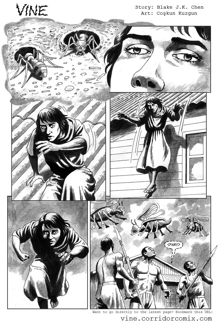 VINE #3, Pg 25