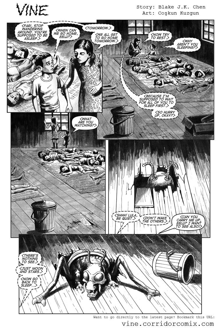 VINE #3, Pg 26