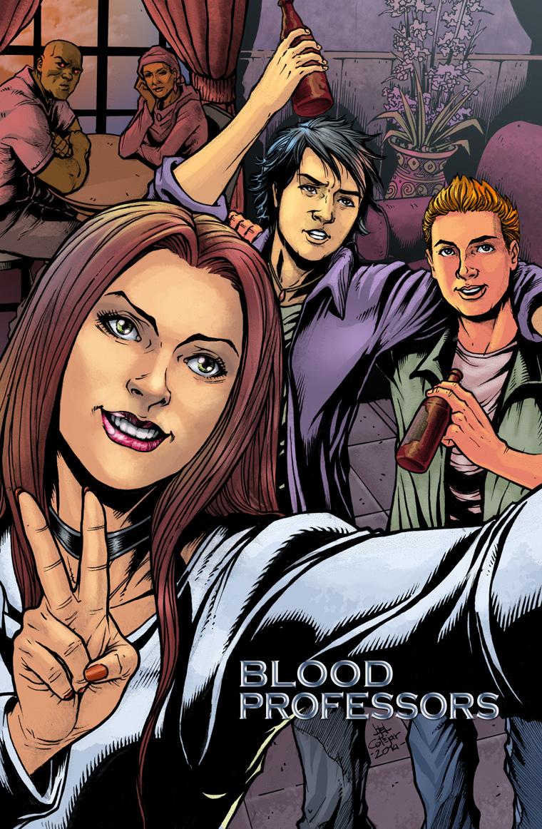 Blood Professors #2