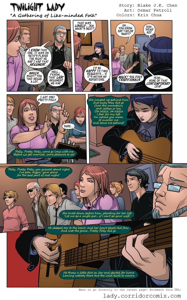 Twilight Lady's House Concert, Pg 8