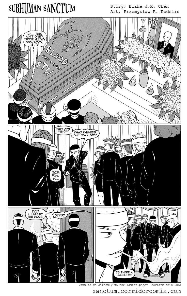 Subhuman Sanctum, Pg 91
