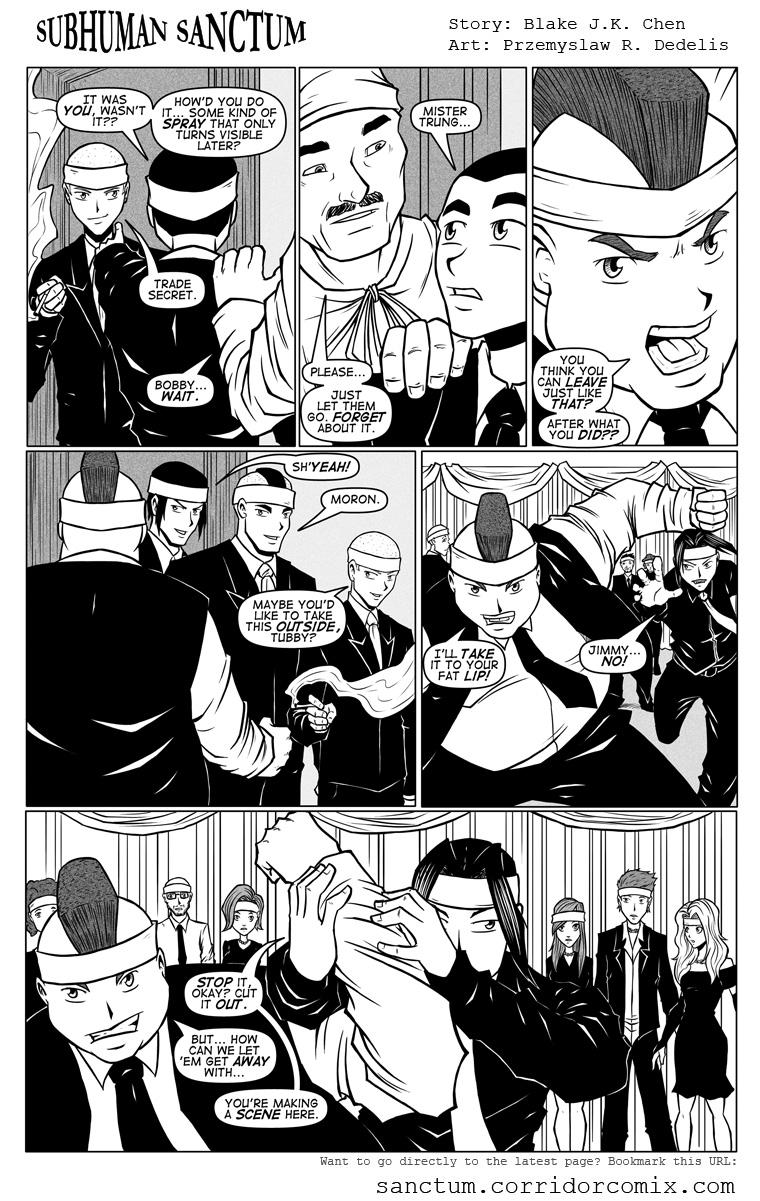 Subhuman Sanctum, Pg 92