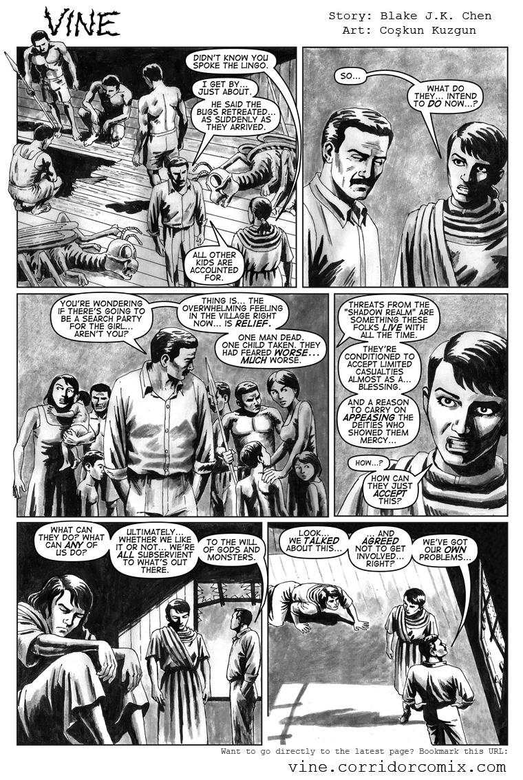 VINE #4, Pg 8