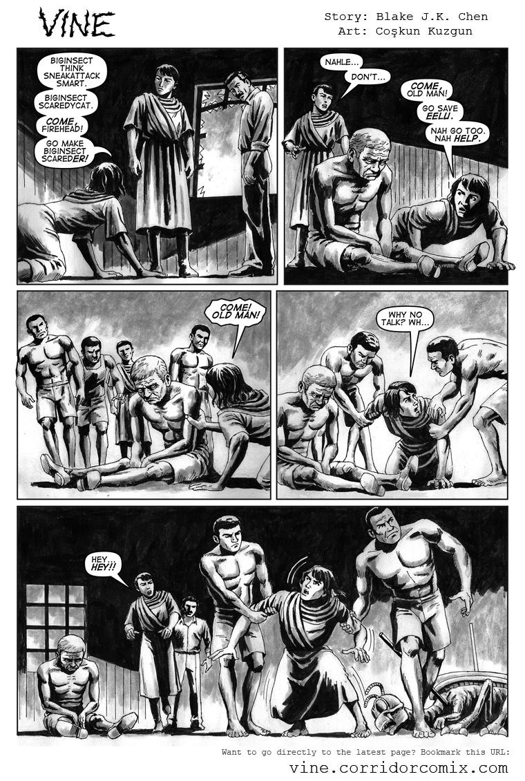 VINE #4, Pg 9