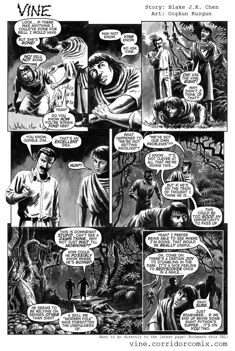 VINE #4, Pg 11