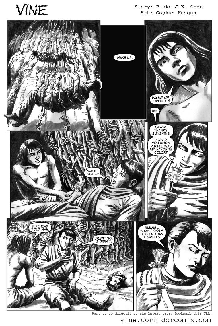 VINE #4, Pg 13
