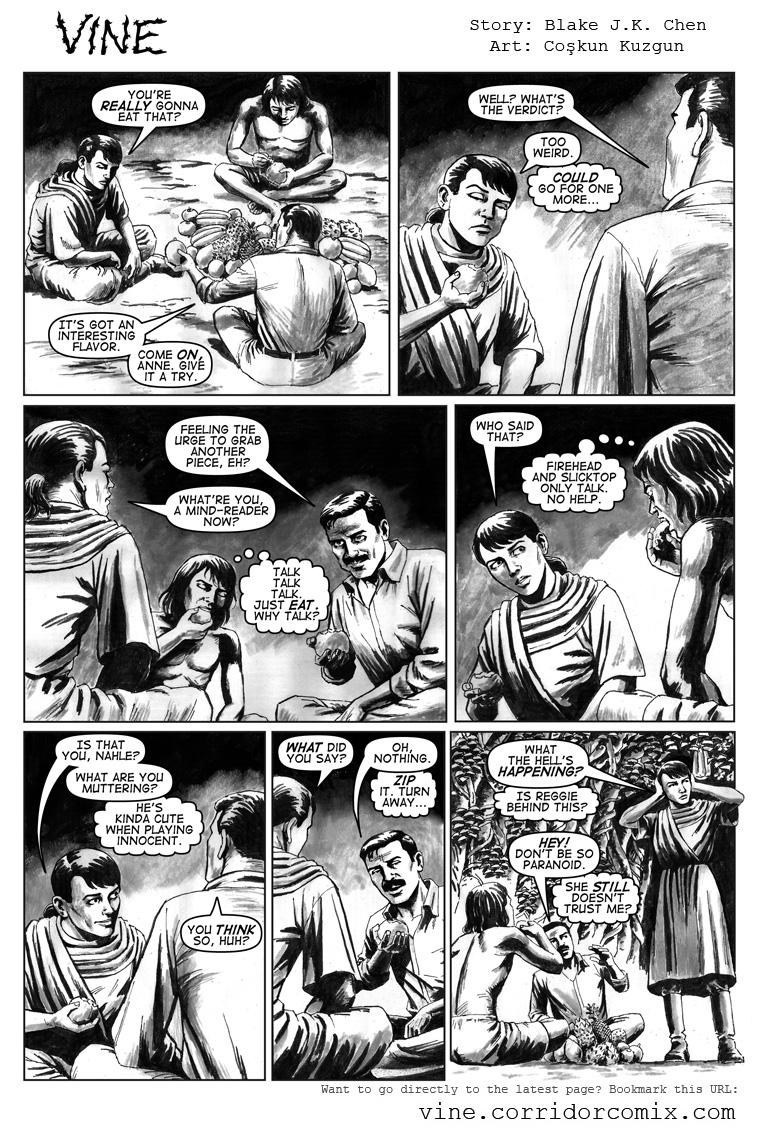 VINE #4, Pg 15