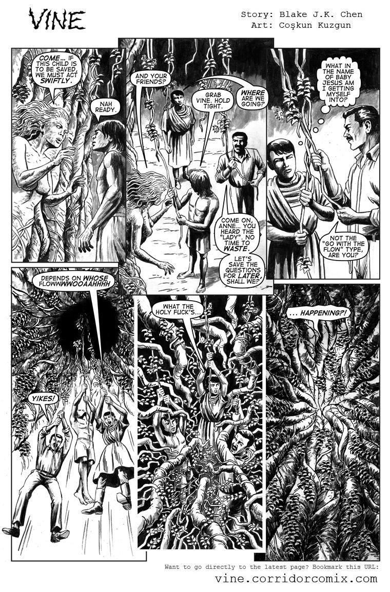 VINE #4, Pg 17