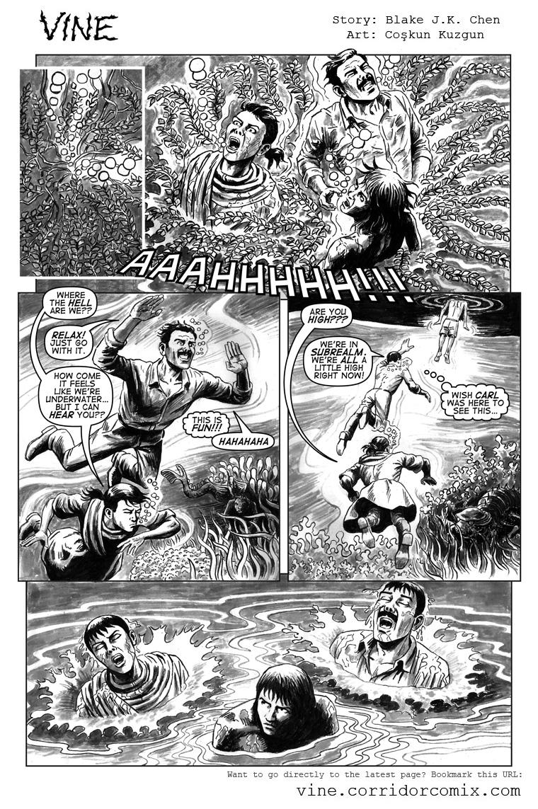 VINE #4, Pg 18