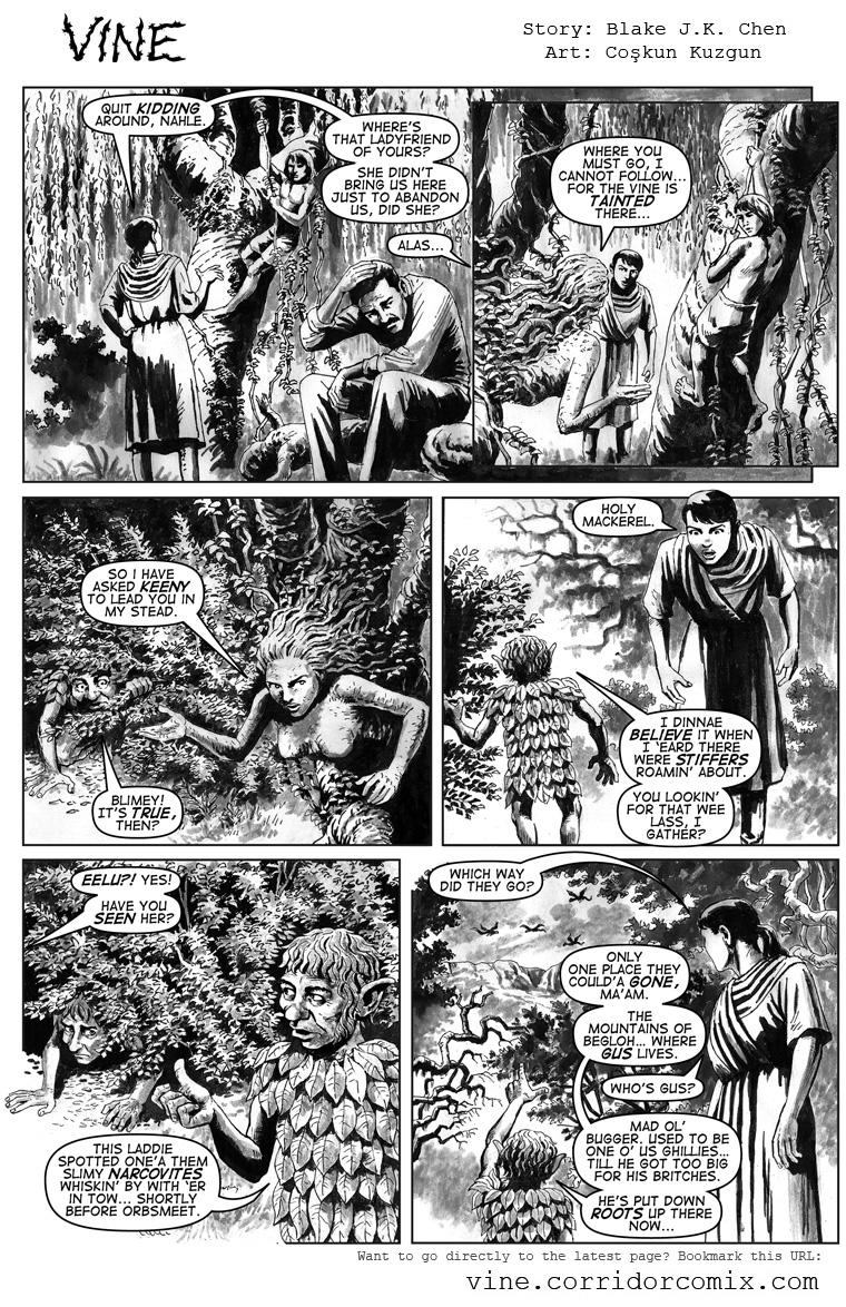 VINE #4, Pg 20