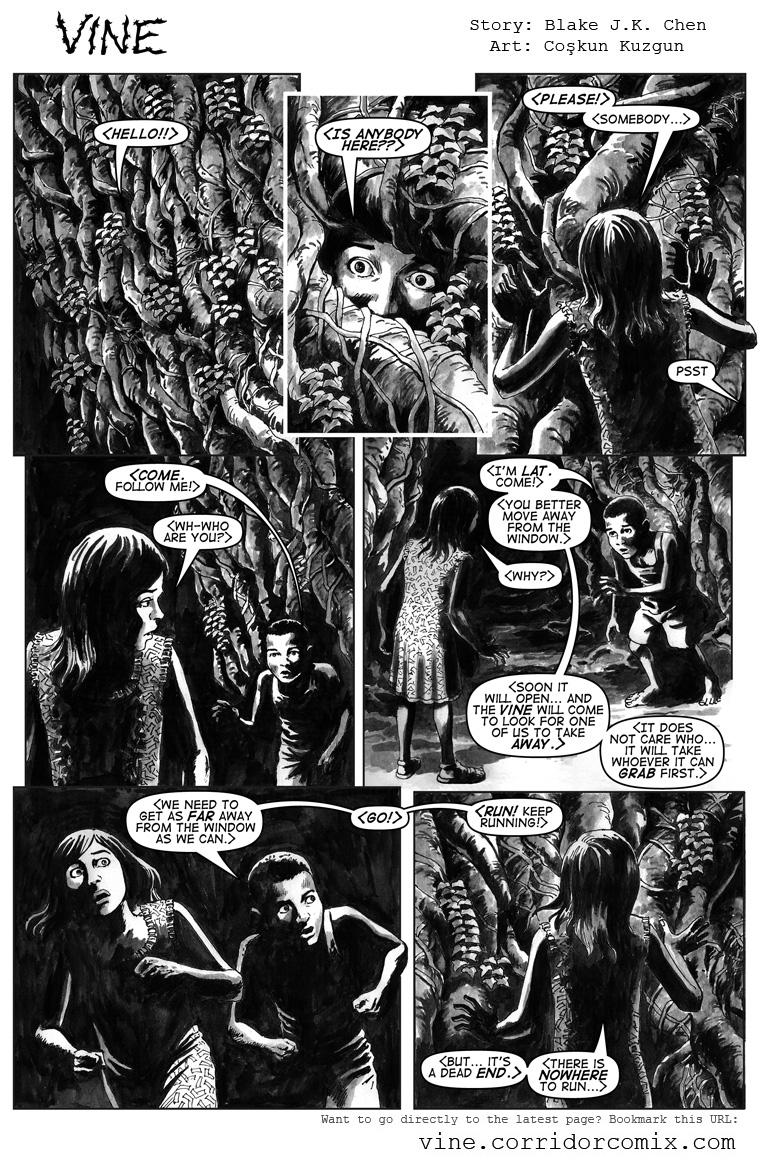 VINE #4, Pg 25