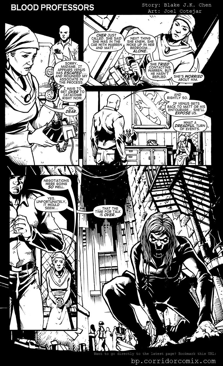 Blood Professors #2, Pg 26