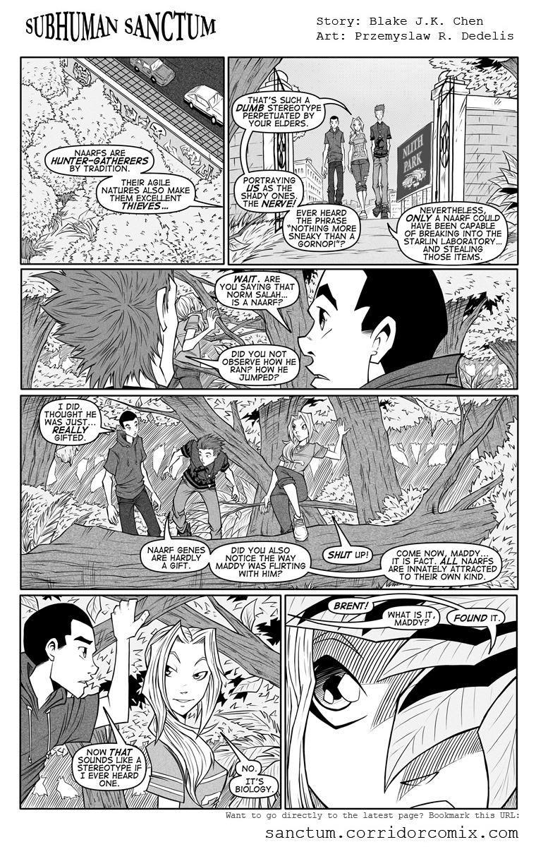 Subhuman Sanctum II, Pg 14