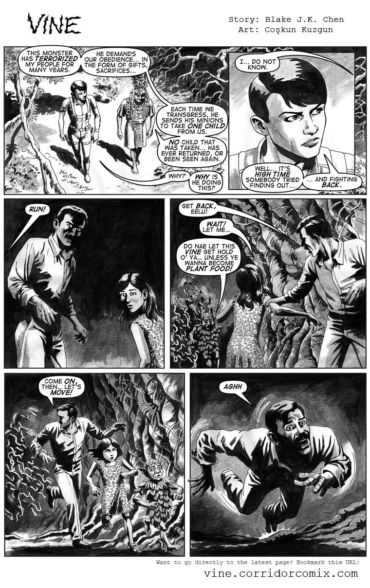 VINE #5, Pg 13