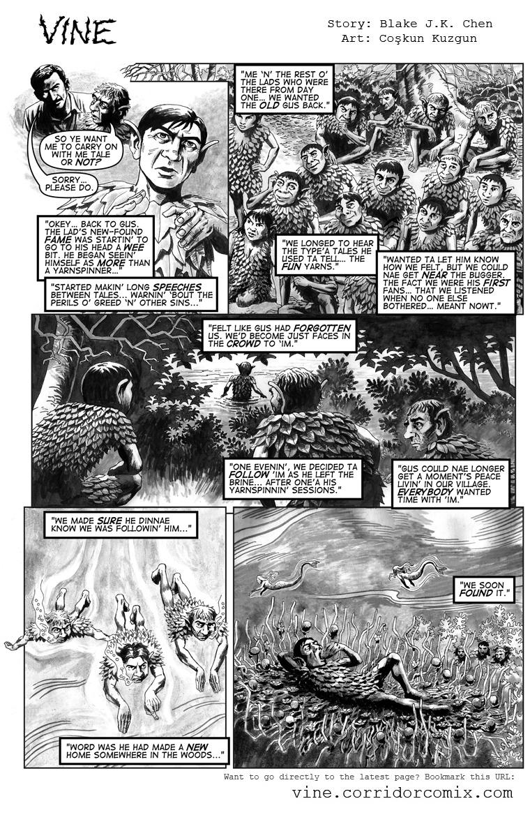 VINE #5, Pg 17