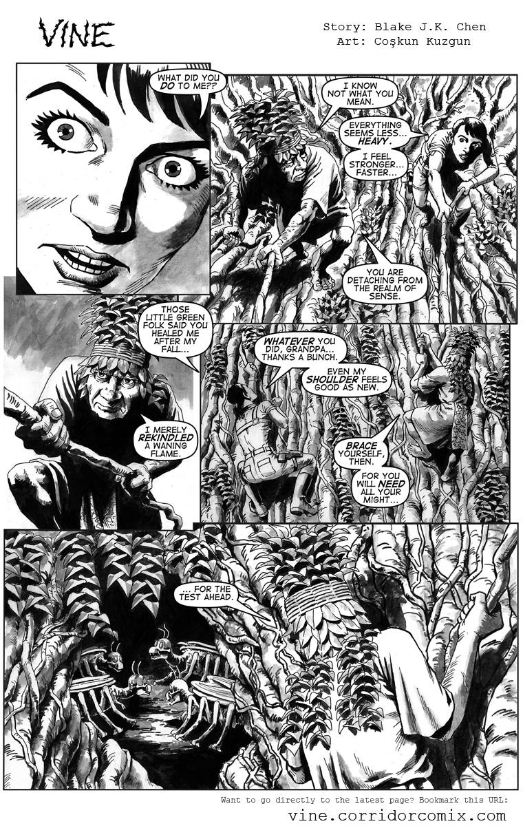 VINE #5, Pg 25