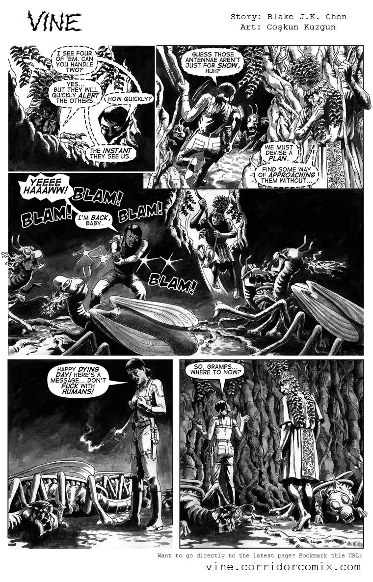 VINE #5, Pg 26