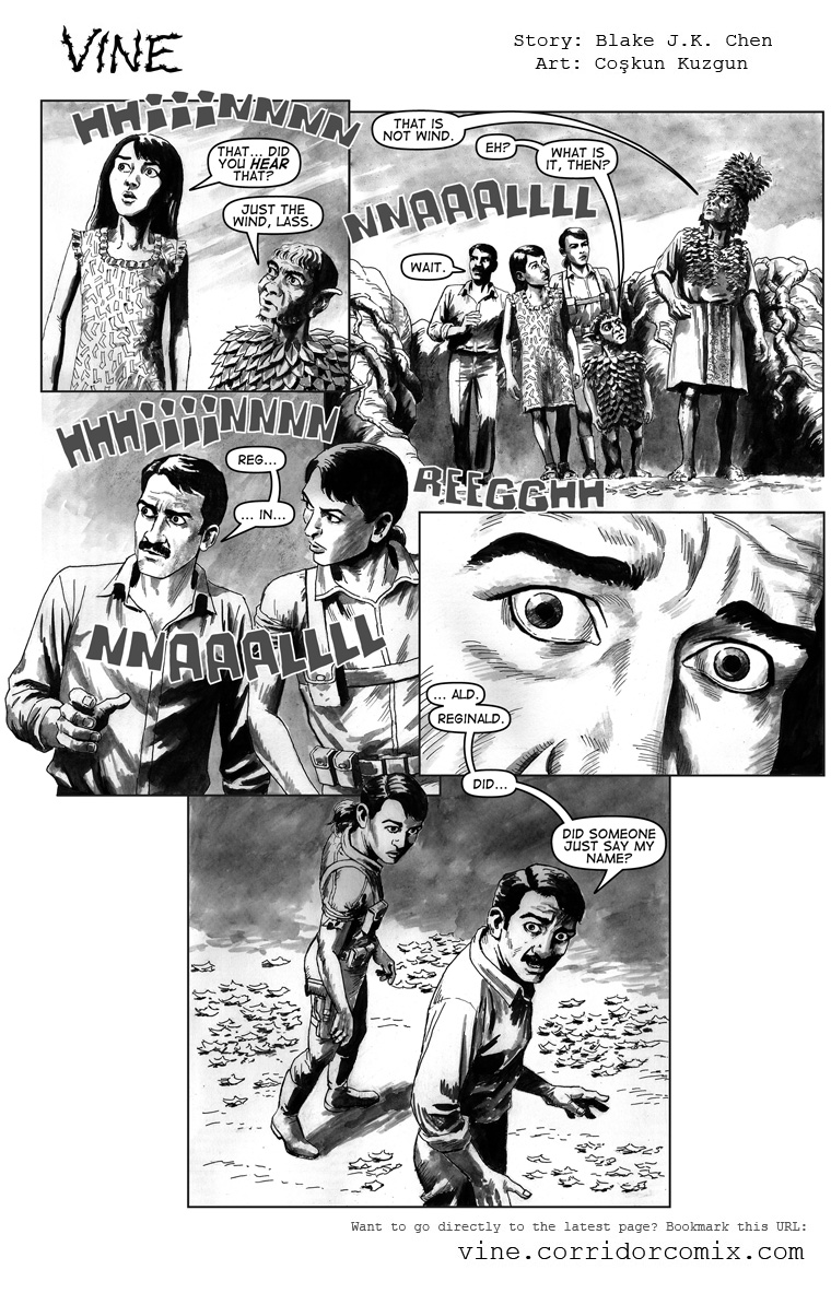 VINE #5, Pg 29